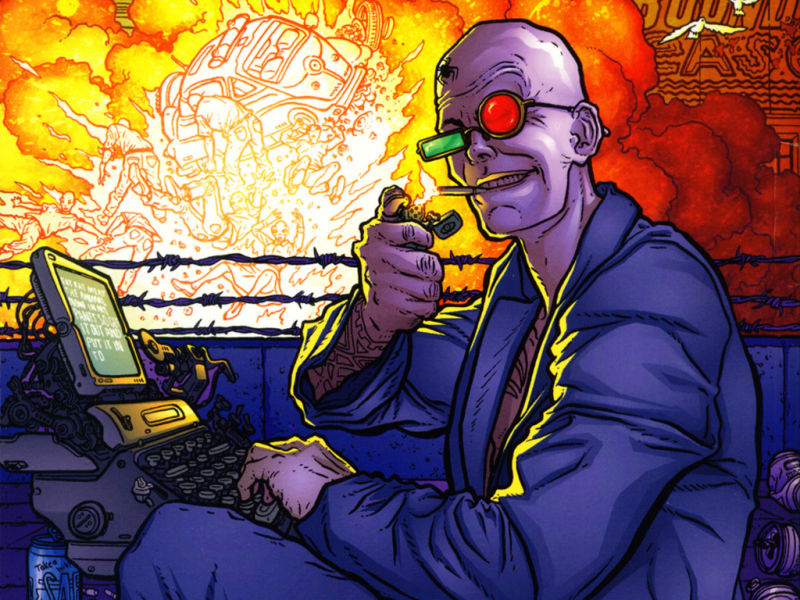 The Essential Cyberpunk Reading List