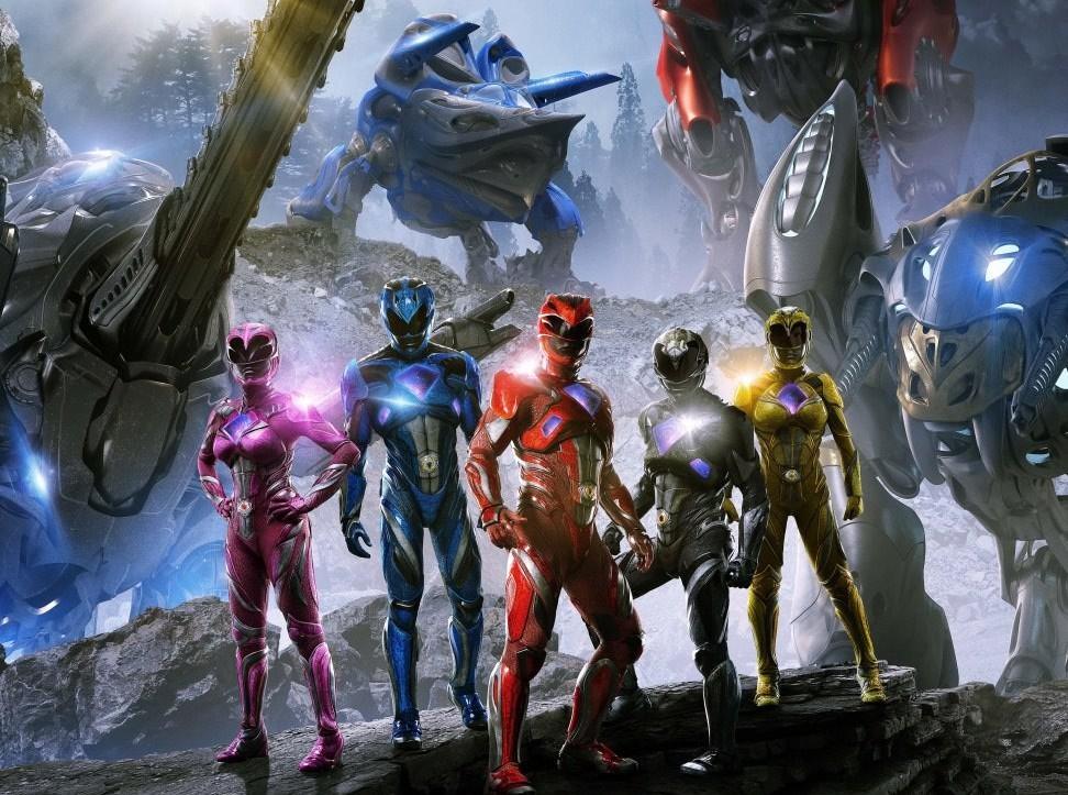 'Power Rangers', tráiler final con guiño a Marvel