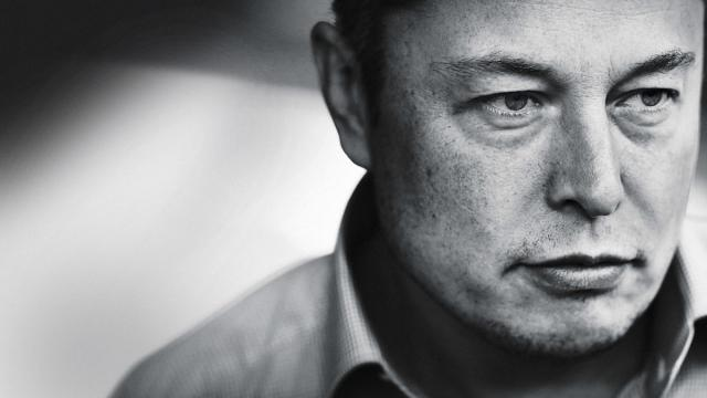 Elon Musk talks about commercial space flights, AI and a 'universal income' for every human