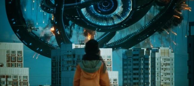 Primeros avances de 'Attraction', superproducción rusa de ciencia-ficción