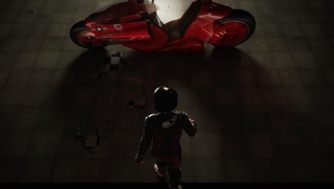 Esta recreación digital de 'Akira' te lleva a Neo-Tokio