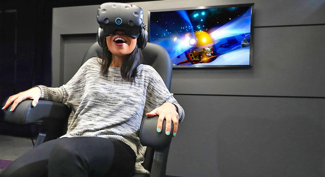 Inauguran primer cine IMAX VR en Los Ángeles