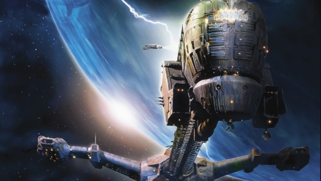 Is the 1997 movie Event Horizon a secret Warhammer 40k prequel?
