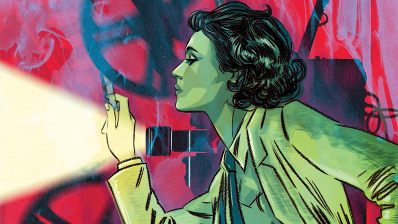 Neuromancer's William Gibson Comes to Comics With Archangel