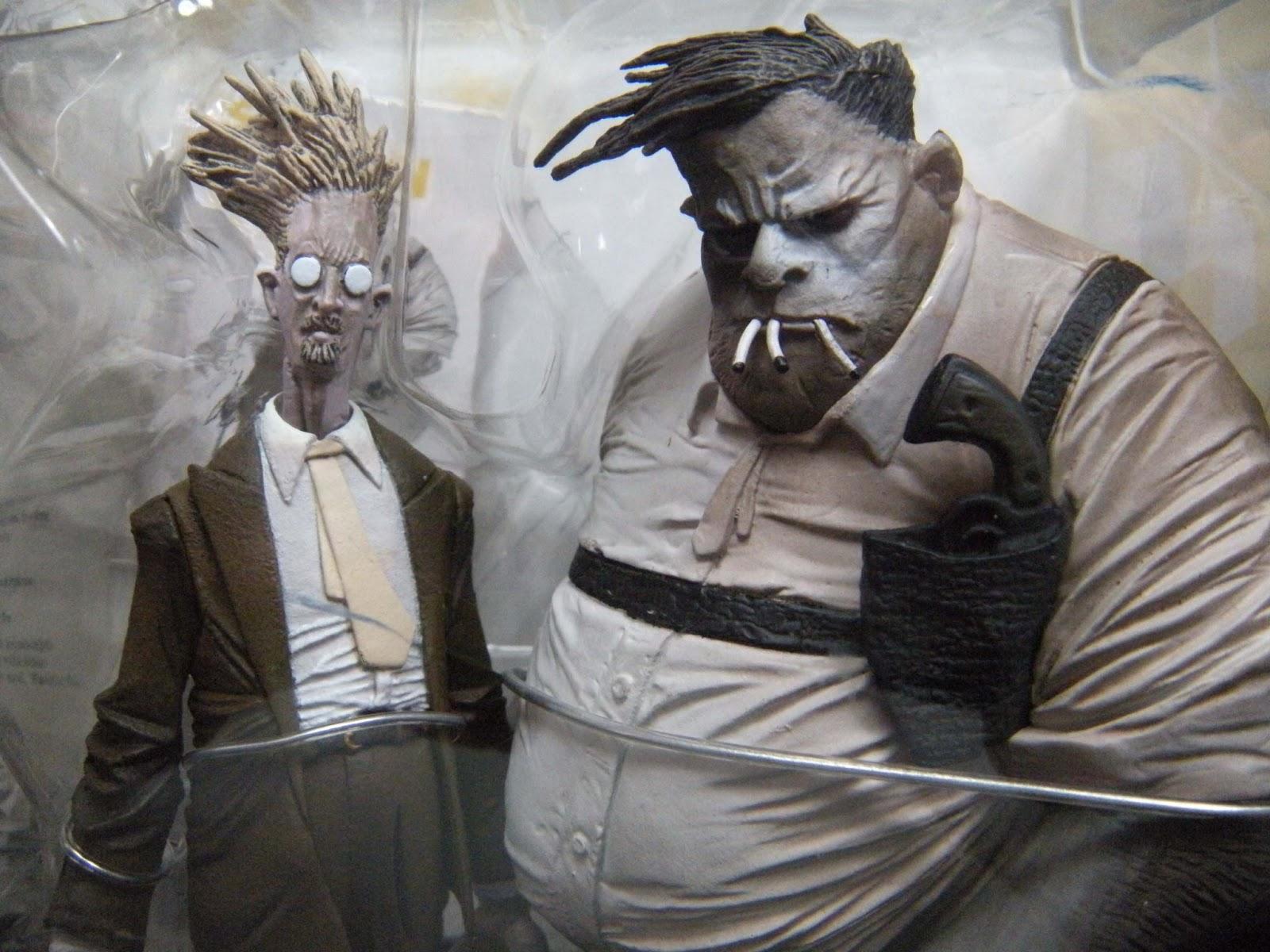 Kevin Smith HArÁ una serie de TV de Sam y Twitch, personajes de Spawn