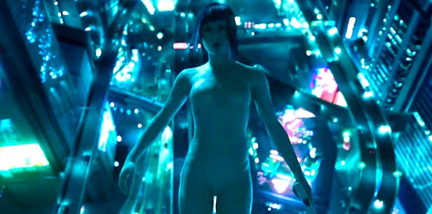 GITS: Ghost in the Shell