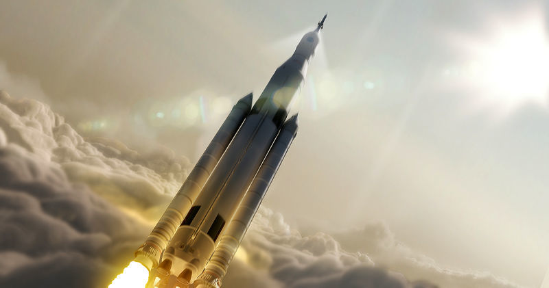 La NASA considera enviar astronautas en la primera misión del cohete que algún día nos llevará a Marte