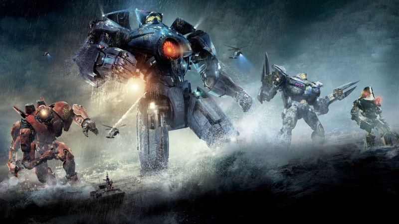 Primeras imágenes de los robots gigantes que salvarán el mundo en Pacific Rim: Uprising