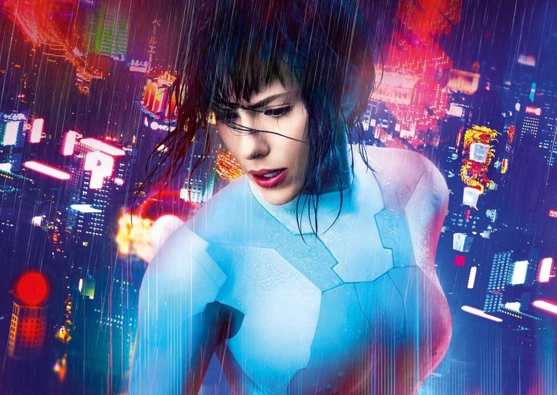 Ghost in the Shell: Recibe buenos resultados en la taquilla de cine en Japón