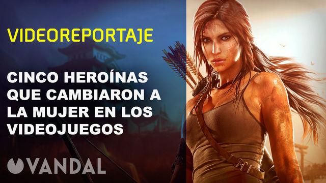 Cinco mujeres que cambiaron los estereotipos femeninos en los videojuegos