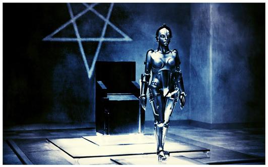 Cine alemán de ciencia ficción