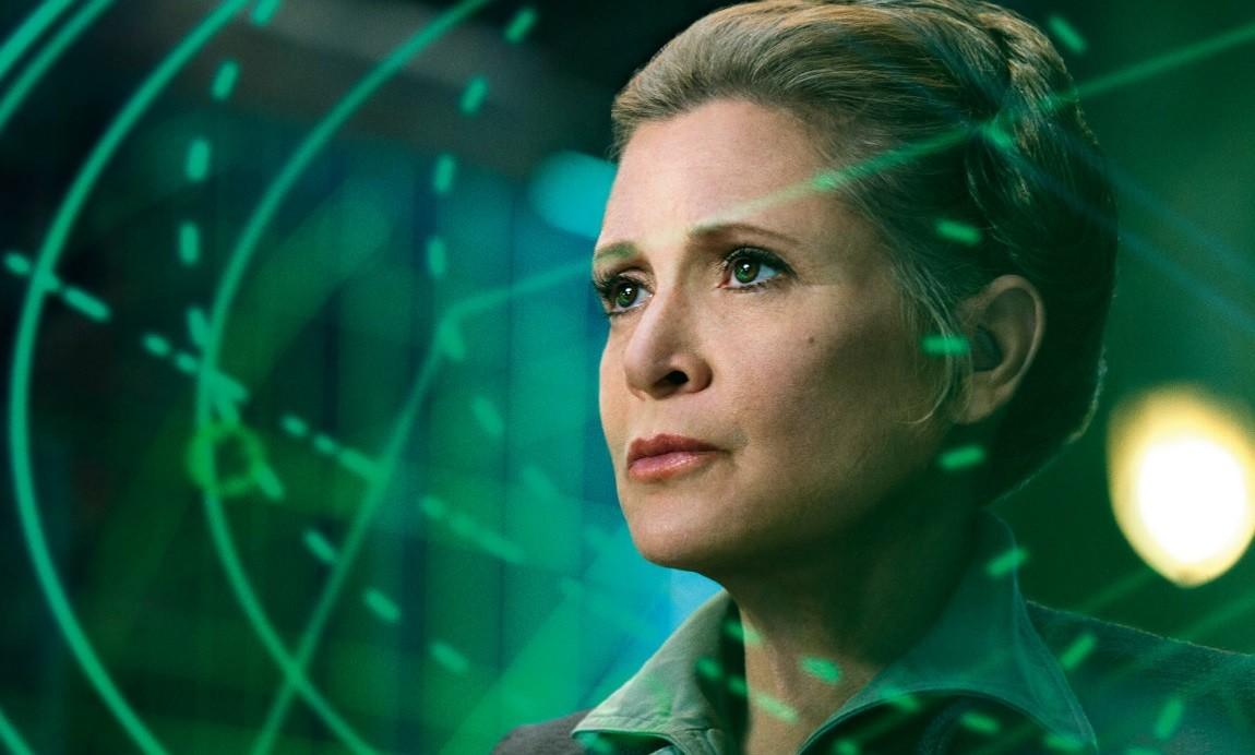 Carrie Fisher sí aparecerá en el Episodio IX de Star Wars