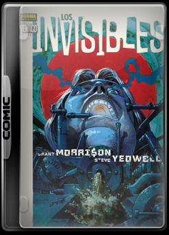 Los Invisibles – el mejor comic que podes leer en tu vida