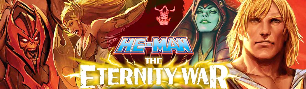 'He-man' — The eternity war