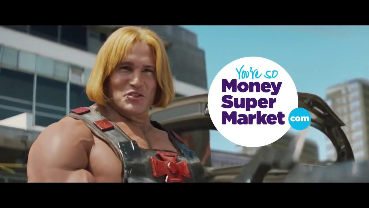 He-man video comercial