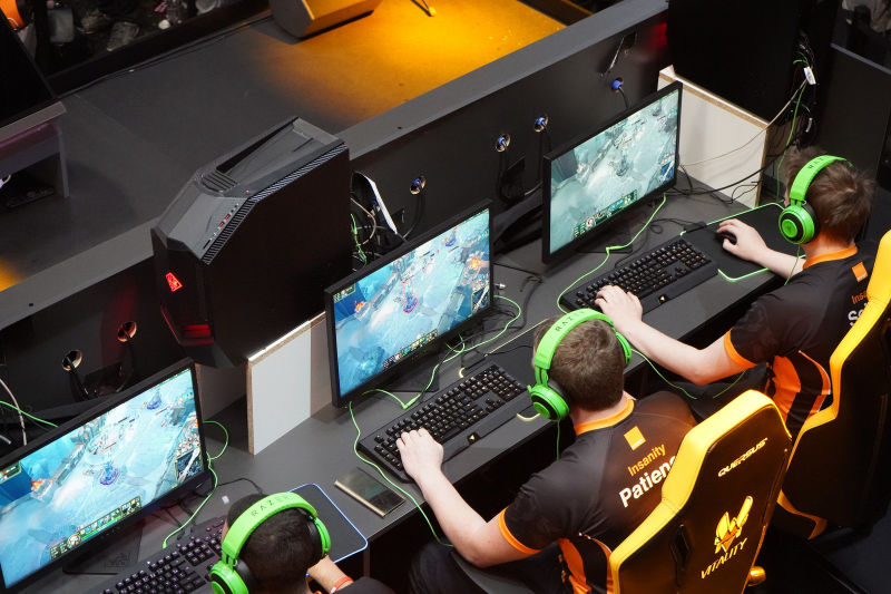 China quiere que el gaming sea una profesión oficial