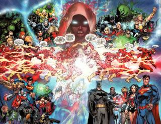 Cronología de El Multiverso DC