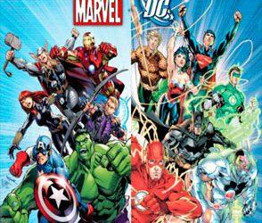 Videoteca | Marvel vs DC Epic battles