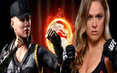 Ronda Rousey dará voz a Sonya Blade en 'Mortal Kombat 11′ (Video)