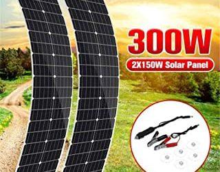 ✅ TOP 2021 ▷ Paneles solares